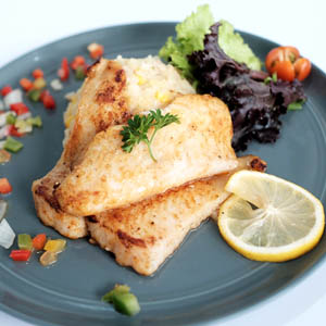 Grilled Dory